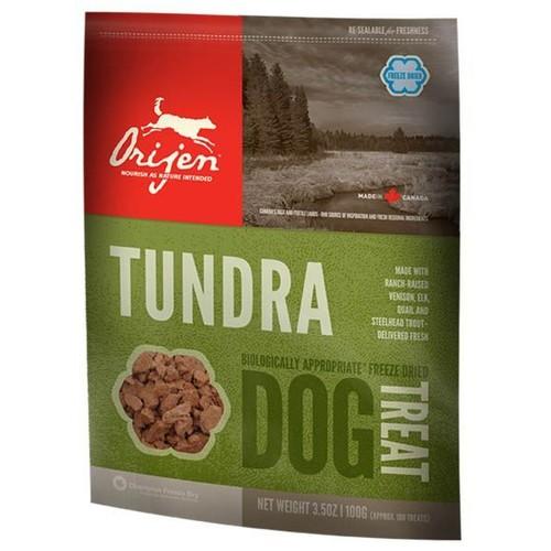 Orijen Freeze Dried Tundra Kurutulmuş Doğal Köpek Ödülü 100 gr (85 Adet)