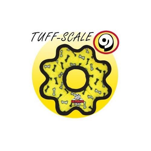 Tuffy Ultimate Gear Yumuşak Sesli Köpek Çekiştirme Oyuncağı 30 Cm