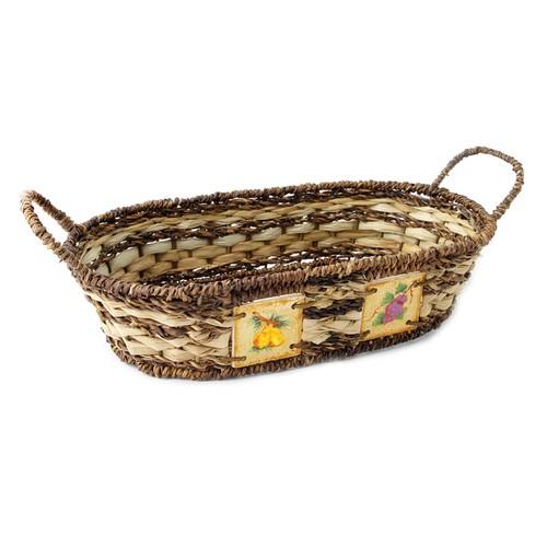 Kanca Ev Oval Yayvan Ekmek Meyve Büyük