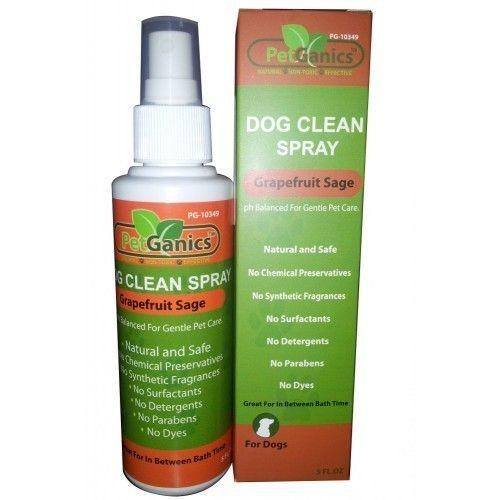 Pet Ganics Greyfurt Aromalı Köpek Temizleme Spreyi 150 Ml