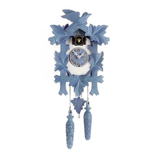 Ultima Yapraklı Tip Guguklu Saat Mavi BUW