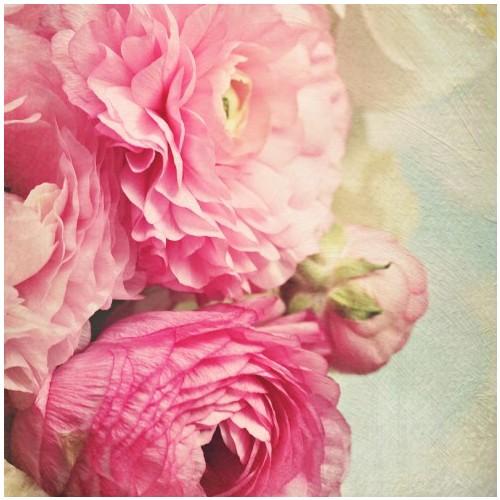 Fotocron Dekoratif Tablo Güller