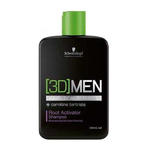 3D MEN Root Activator Dökülme Önleyici Şampuan 250ml