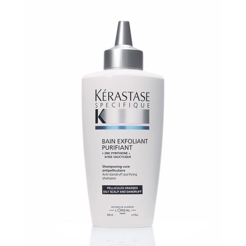 Kerastase Bain Exfoliant Purifiant-Yağli Saç Derisi İçin Kepek Önleyici Şampuan 200ml