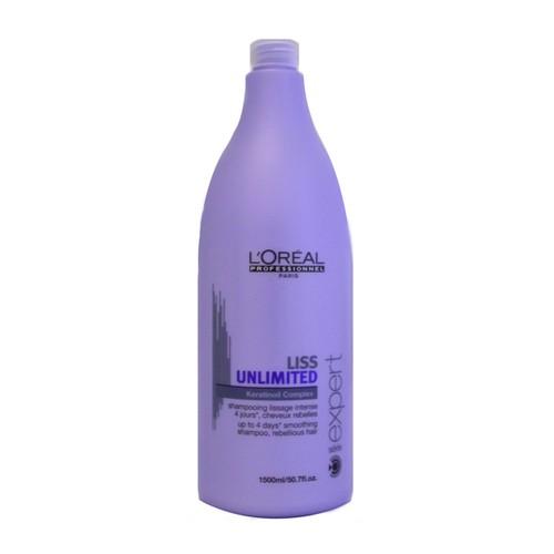 Loreal Liss Unlimited Asi Saçlari Yatiştirici Şampuan 1500ml