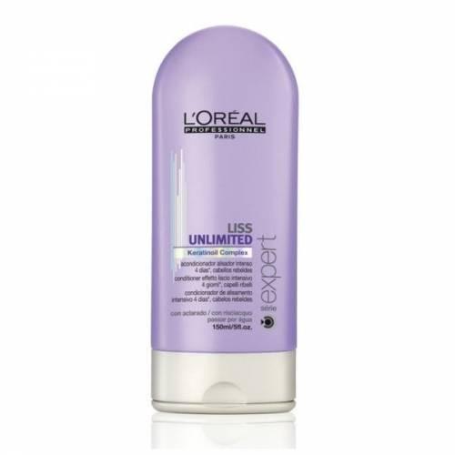 Loreal Liss Unlimited Asi Saçlari Yatiştirici Saç Kremi 150ml