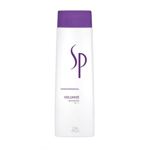Wella Sp Bayan İnce Telli Ve Güçsüz Saç Şampuani 250ml