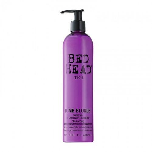 TIGI Bed Head Dumb Blonde Boyalı ve Röfleli Saçlar İçin Onarıcı Şampuan 400ml