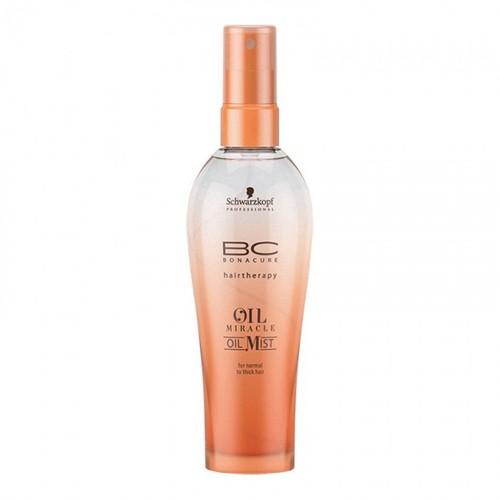 Bonacure Oil Miracle Oil Mist Kalın Telli Saçlar İçin Yağ Bakımı 100ml