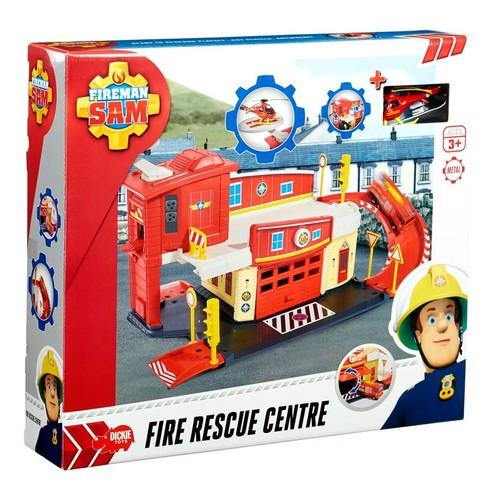 İtfaiyeci Sam Oyuncak - Yangın Kurtarma Merkezi