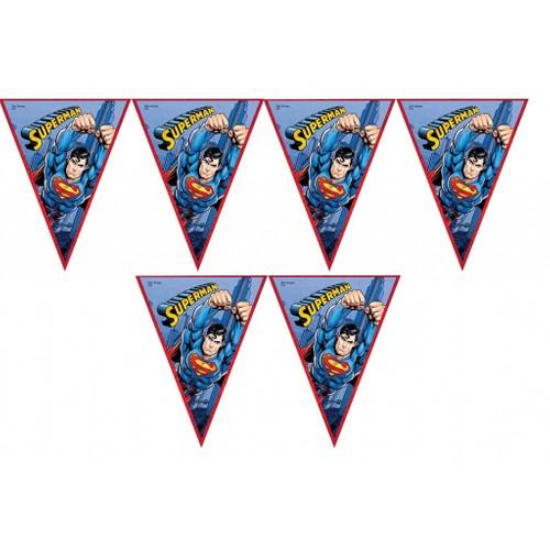 Superman Bayrak - 2.3 metre