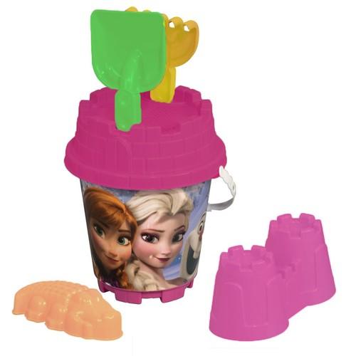 Disney Frozen Elsa Kale Kova Seti - Yuvarlak
