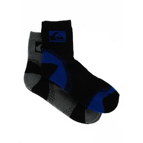 Quiksilver Çorap Everyday Short Socks 2 Pack Eqyaa03512T-Multı1