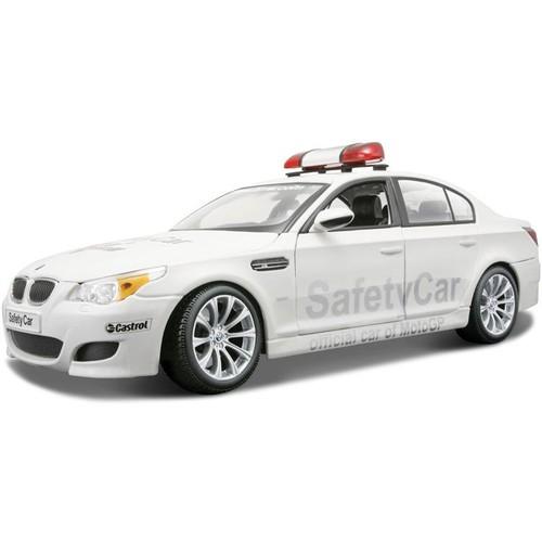 Maisto Bmw M5 Moto Gp Safety Car 1:18 Model Araba P/E Beyaz