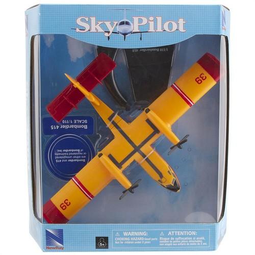 Sky Pilot 1/110 Uçak Bombardier CL-415 Model Uçak