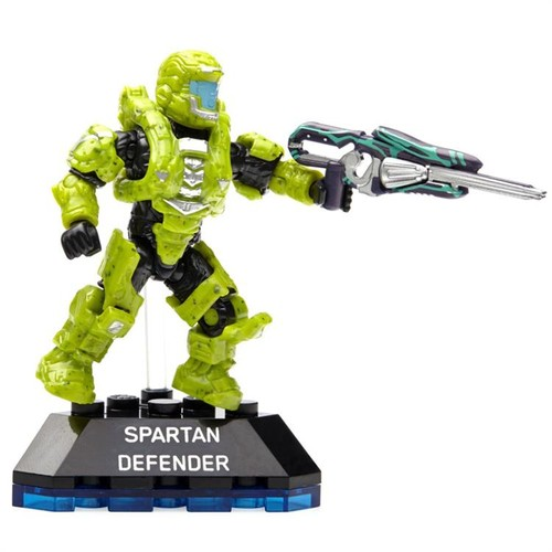 Mega Bloks Halo Heroes Spartan Defender