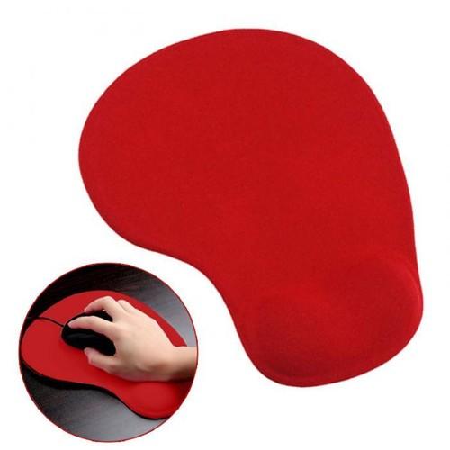 Magic Kırmızı Jel Bileklikli Mouse Pad