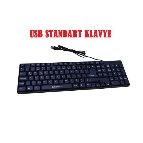Kerasus Kl-90 Standart Usb Klavye
