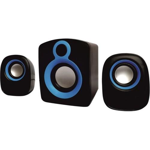 Kerasus Kr-003 Yüksek Ses Usb 2+1 Speaker Hoparlör
