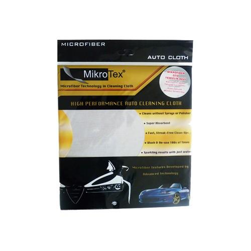 Mikrotex Mikrofiber Oto Cam Bezi