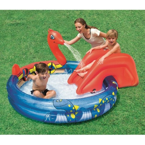 Bestway 53033 Şişme Havuz Yılan Kaydıraklı