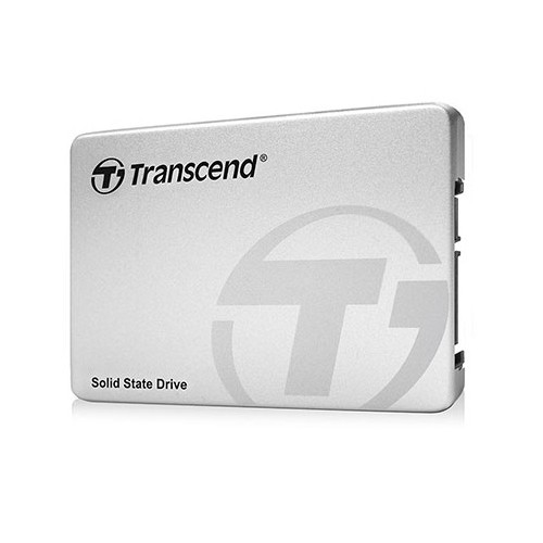 """Transcend TS120GSSD220S 120GB 550GB-450GB/S 2.5"""" SATA3 TLC Alüminyum Kasa SSD (Solid State Disk)"""