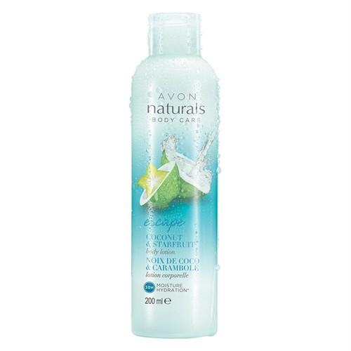 Avon Naturals Hindistan Cevizi Özlü Vücut Losyonu - 200ml