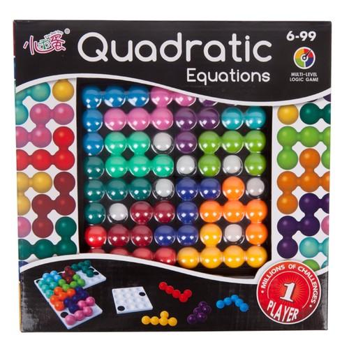 Biyax Quadrillion Click and Play - Quadratic Equations