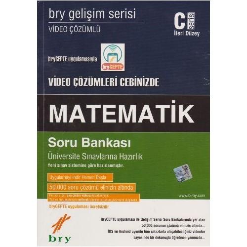 Birey Eğitim Yayıncılık C Serisi İleri Düzey Matematik Soru Bankası - Video Çözümlü