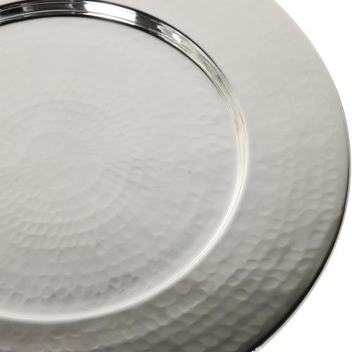 Gümüş Kaplama Pirinç Supla 32 Cm