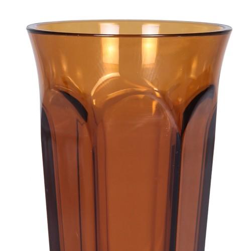 Dolce Vita Amber Şampanya Bardağı