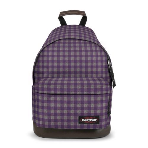Eastpak Wyomıng (Checksange Purple) Sırt Çantası Eas.Ek81132M