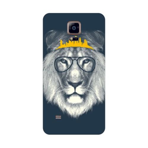 Bordo Samsung Galaxy Alpha Kapak Kılıf Baskılı Silikon