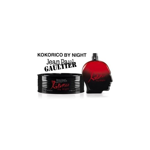 Jean Paul Gaultier Kokorico By Night Edt 100 Ml - Erkek Parfümü