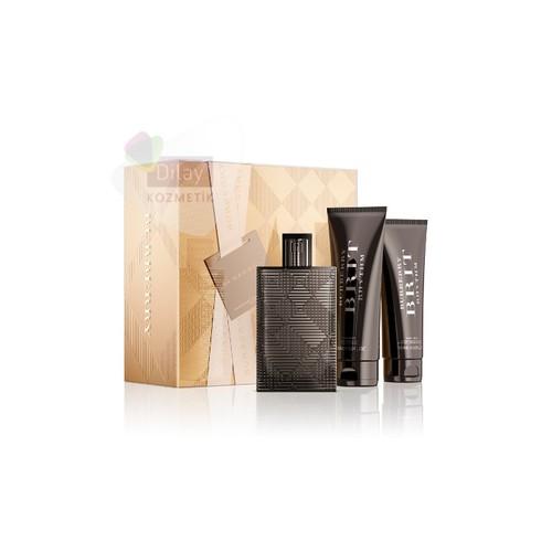 Burberry Brit Rhythm For Him Edt 90 Ml - Erkek Parfüm Set