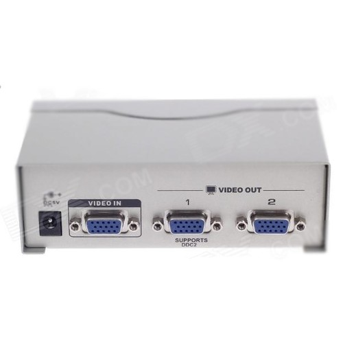 Prolink Ckl-92A 2 Port Vga 250Mhz Monitör Çoklayıcı