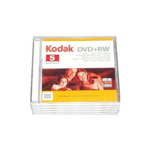 Kodak 4.7 Gb 16X 5Li Kutulu Dvd+Rw
