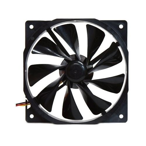 Xıgmatek Xof-F1257 12Cm Siyah Kasa Fanı