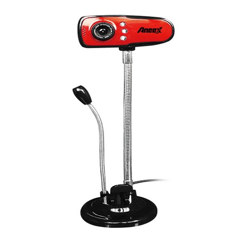 Aneex E-C930 1.3Mp Mikrofonlu Webcam