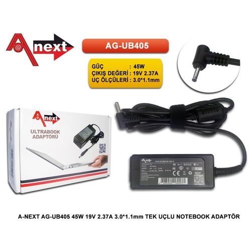 Techas Ag-Ub405 19V 2.37A 4.8*1.7 Ultrabook Adaptörü Asus