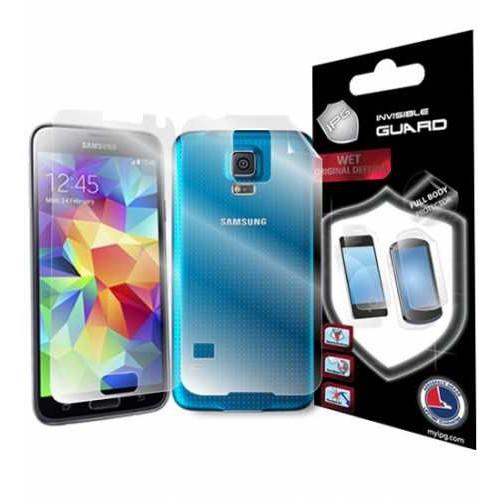 IPG Samsung Galaxy S5 Görünmez Tam Kaplama
