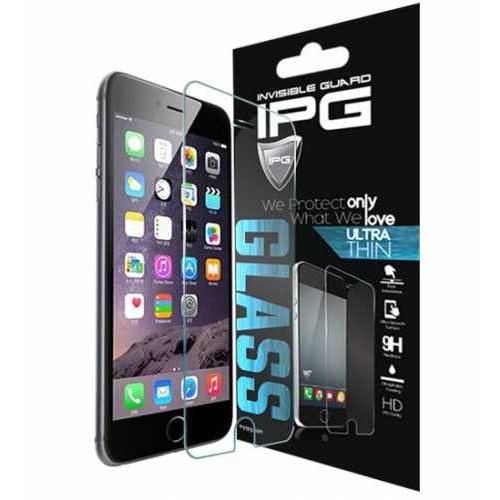 """IPG Apple iPhone 6 6S 4.7"""" Temperli Cam Ekran Koruyucu"""