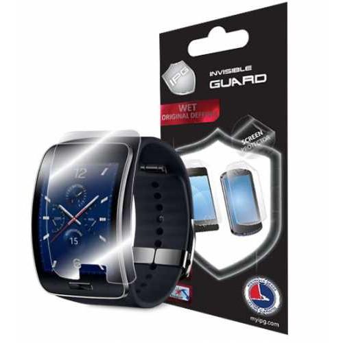 IPG Samsung Gear S Smart Watch Ekran Koruyucu (2 Adet)