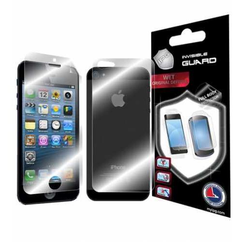 IPG Apple iPhone 5 - 5S Görünmez Tam Kaplama