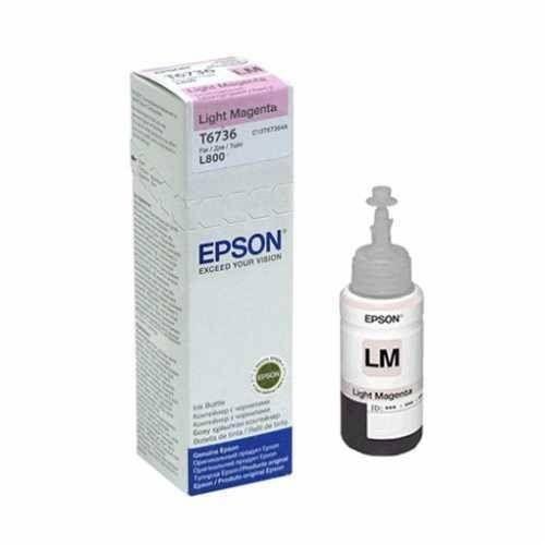 Epson T6736 Light Magenta İnkjet Mürekkep Kartuşu
