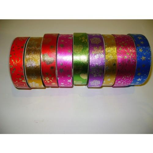 Helvacıoğlu Renkli Desenli Metalize Zincir 1.8 Mm Genişlik