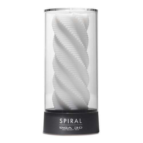 TENGA 3D Spiral (Uzun Süreli Kullanım) TNH-001