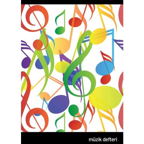 Umur Müzik Defteri A4 20 Yaprak