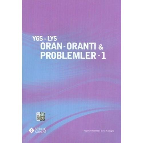 Sonuç Yayınları Ygs Lys Oran Orantı Problemler 1