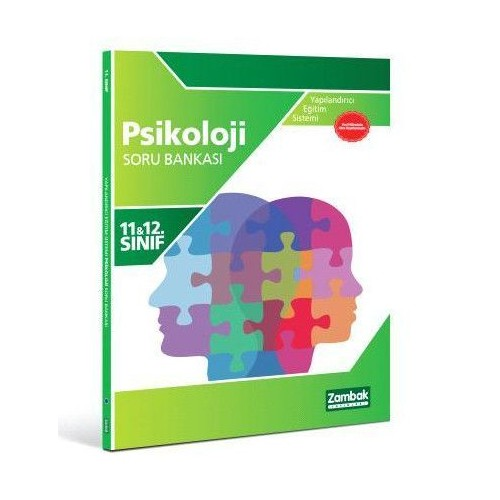 Zambak 11 Ve 12 Sınıf Yes Psikoloji Soru Bankası